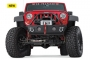 SUBBY FRONT BUMPER WITH GRILLE GUARD TUBE TJ